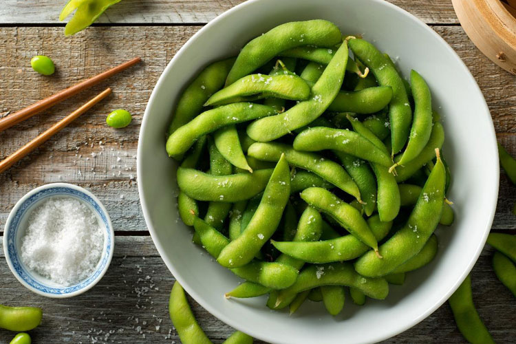 Dogs Can Have Edamame Safely